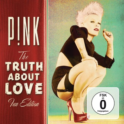 Pink Just Give Me A Reason cover art