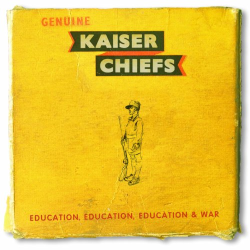 Kaiser Chiefs Coming Home cover art