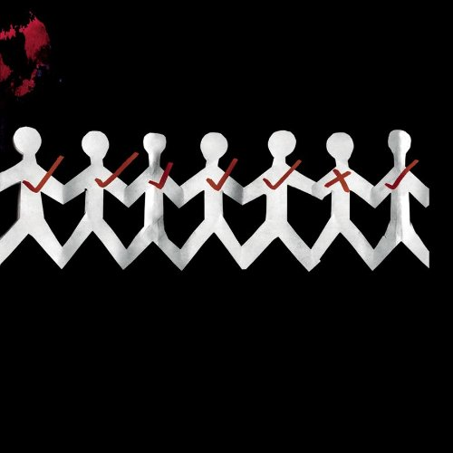 Three Days Grace Time Of Dying cover art