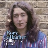 Calling Card sheet music by Rory Gallagher