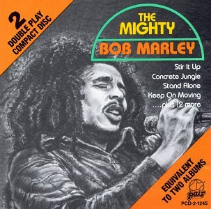 Bob Marley Baby We've Got A Date (Rock It Baby) cover art