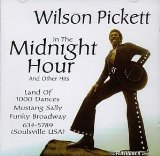 In The Midnight Hour sheet music by Wilson  Pickett