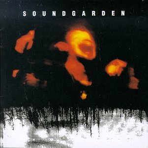 Soundgarden My Wave cover art