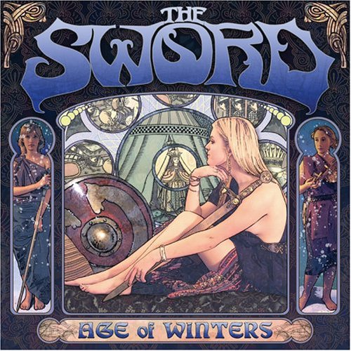The Sword Winter's Wolves cover art