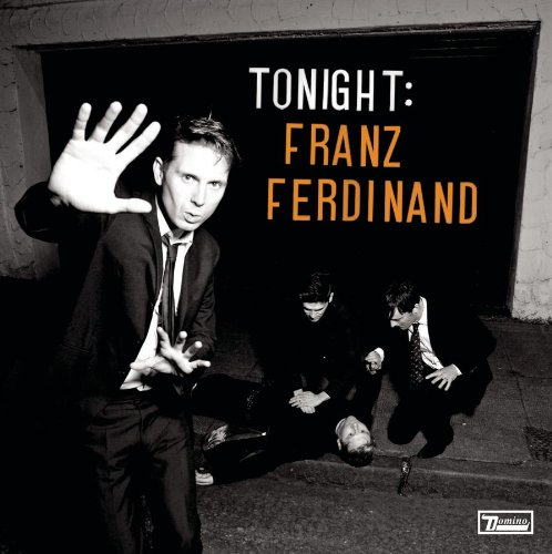 Franz Ferdinand Bite Hard cover art