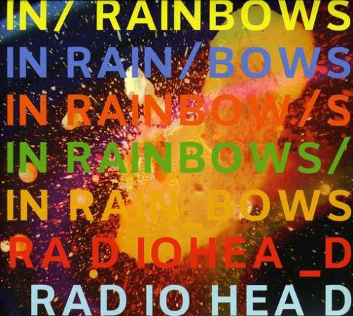 Radiohead Reckoner cover art