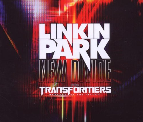 Linkin Park New Divide cover art