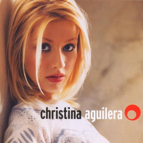 Christina Aguilera Genie In A Bottle cover art