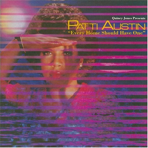 Patti Austin with James Ingram Baby, Come To Me cover art