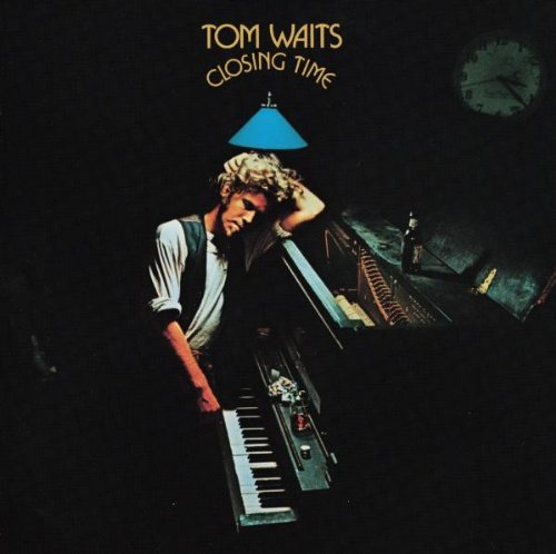 Tom Waits Virginia Avenue cover art