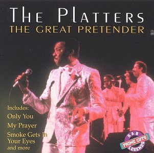The Platters The Great Pretender cover art