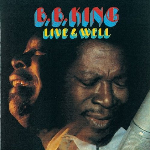B.B. King Why I Sing The Blues cover art