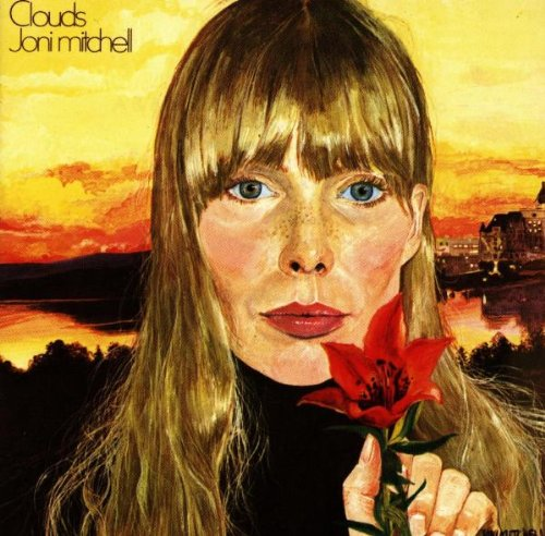 Joni Mitchell Chelsea Morning cover art