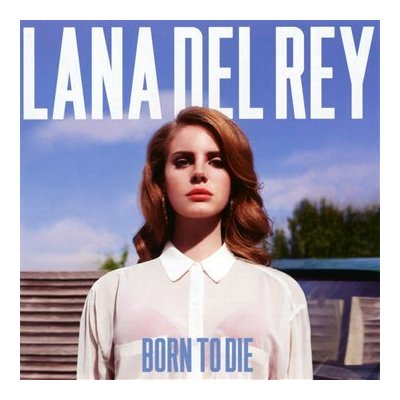Lana Del Rey Born To Die cover art
