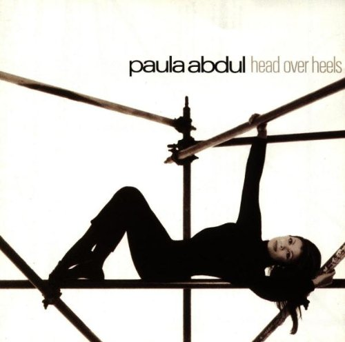 Paula Abdul My Love Is For Real cover art