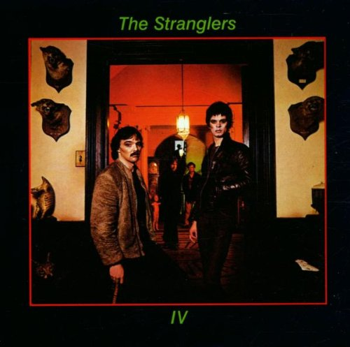 The Stranglers Hanging Around cover art