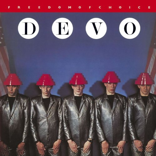 Devo Whip It cover art