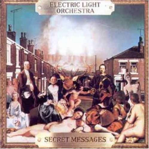 Electric Light Orchestra Rock 'N' Roll Is King cover art