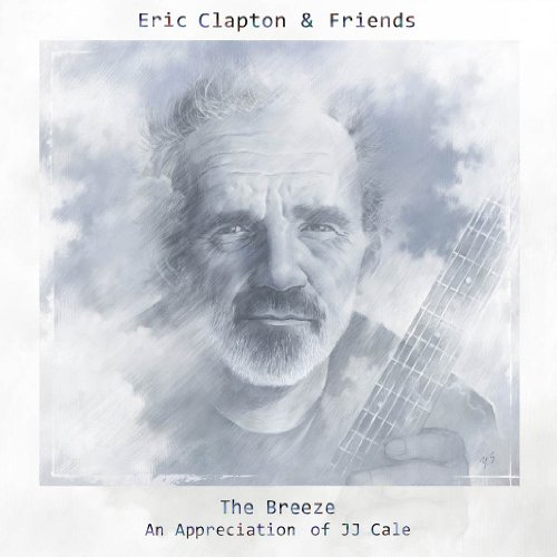 Eric Clapton Cajun Moon cover art