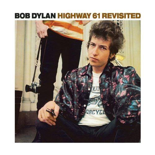 Bob Dylan Highway 61 Revisited cover art