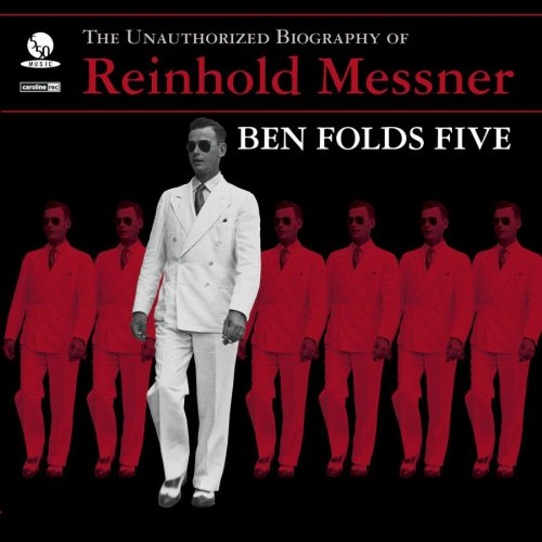 Ben Folds Army cover art