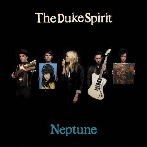 The Duke Spirit The Step And The Walk cover art