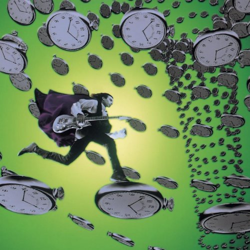 Joe Satriani Crazy cover art