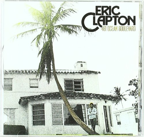 Eric Clapton Can't Find My Way Home cover art