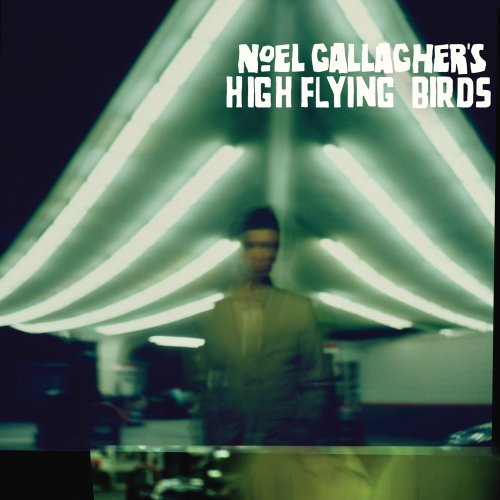 Noel Gallagher's High Flying Birds The Death Of You And Me cover art