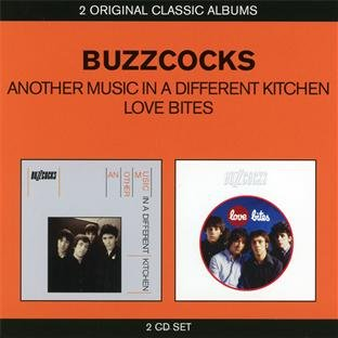 The Buzzcocks What Do I Get? cover art