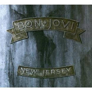 Bon Jovi Living In Sin cover art