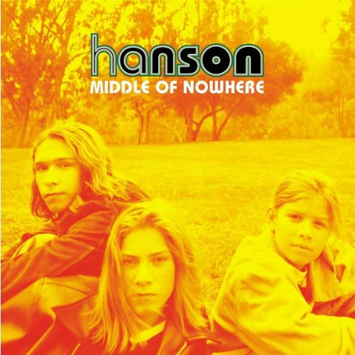 Hanson Where's The Love cover art