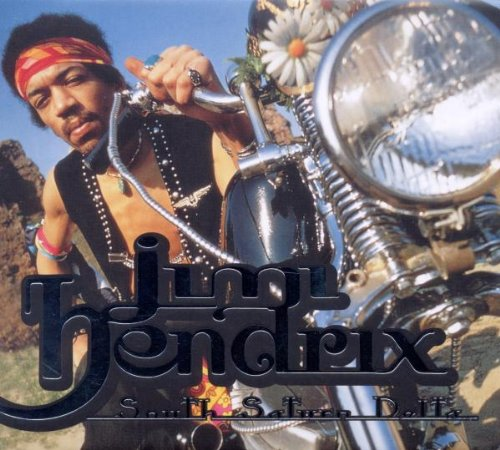 Jimi Hendrix All Along The Watchtower cover art