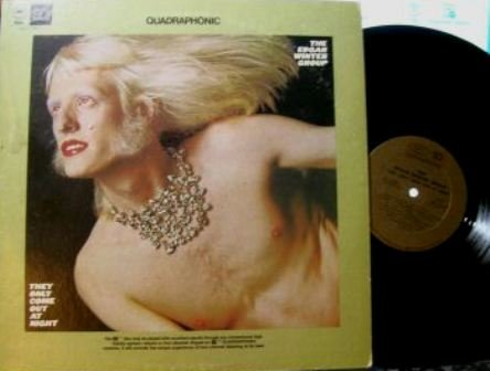 Edgar Winter Group Free Ride cover art