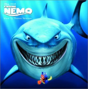 Thomas Newman Finding Nemo (Wow/Nemo Egg (Main Title)/Finding Nemo/Fronds Like These) cover art