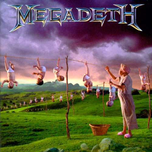 Megadeth 99 Ways To Die cover art