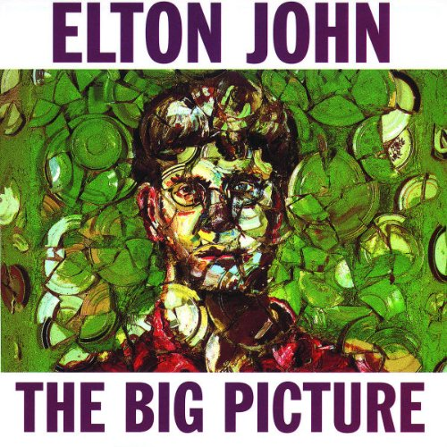 Elton John Live Like Horses cover art