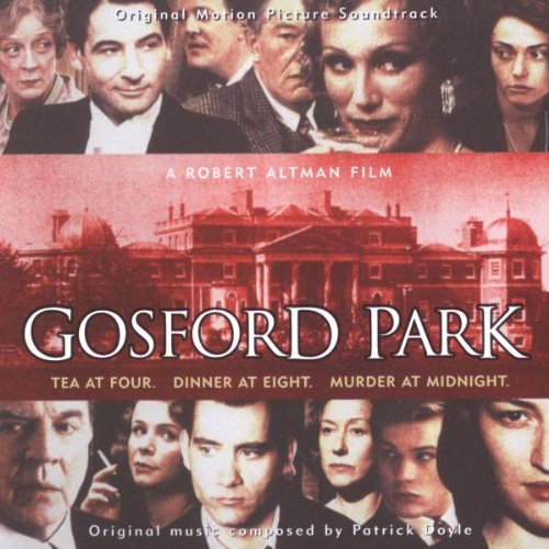 Patrick Doyle Pull Yourself Together (from Gosford Park) cover art