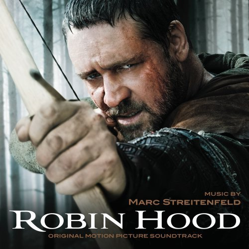 Marc Streitenfeld Robin Speaks cover art