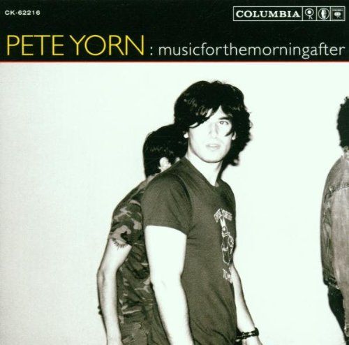 Pete Yorn Strange Condition cover art