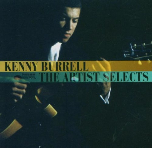 Kenny Burrell But Not For Me cover art