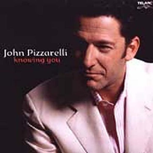 John Pizzarelli Knowing You cover art