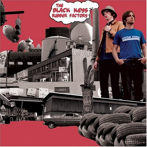 The Black Keys 10 A.M. Automatic cover art