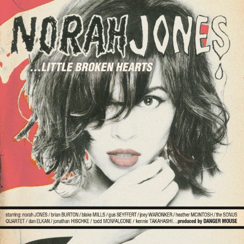 Norah Jones Say Goodbye cover art