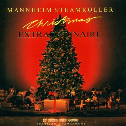 Mannheim Steamroller Away In A Manger cover art