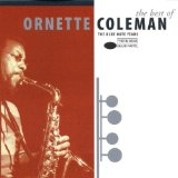 Blues Connotation sheet music by Ornette Coleman