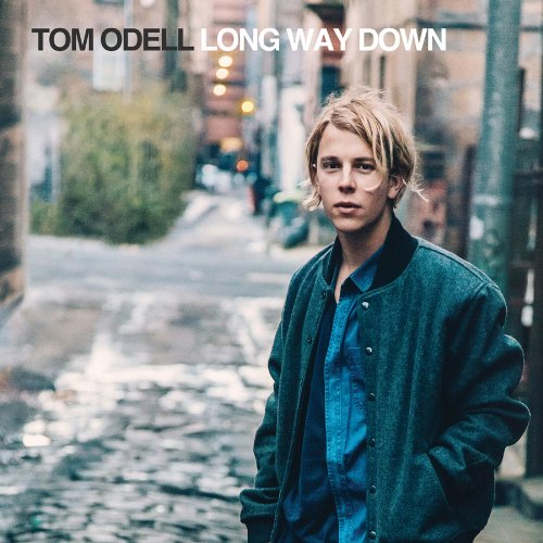 Tom Odell Sense cover art