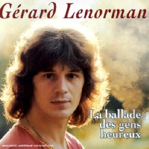Gérard Lenorman Les Cathedrales cover art