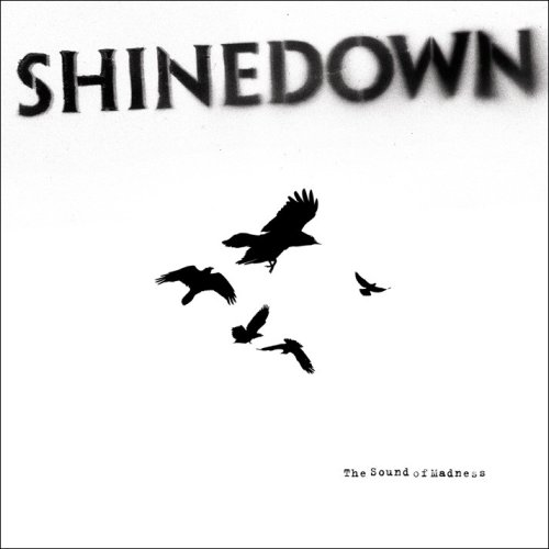 Shinedown The Crow & The Butterfly cover art