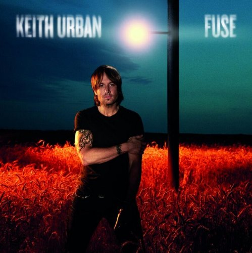 Keith Urban Somewhere In My Car cover art